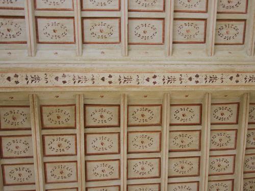 Restauro soffitti e pareti laura zanello