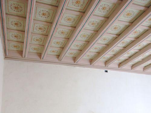 Soffitto A Volta Affrescato : Home staging giocare con il vecchio e il nuovo galleria